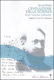 Daddyswing.es L' evoluzione della scienza. Nove «lezioni popolari» Image