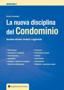 La nuova disciplina del condominio