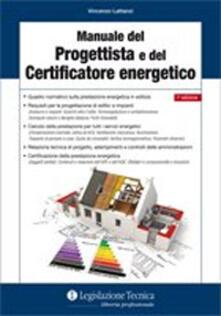 Voluntariadobaleares2014.es Manuale del progettista e del certificatore energetico Image