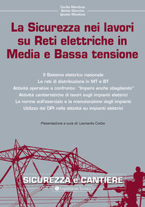La sicurezza nei lavori su reti elettriche in media e bassa tensione