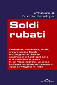 Libro Soldi rubati Nunzia Penelope