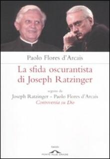 Aboutschuster.de Controversia su Dio. La sfida oscurantista di Joseph Ratzinger Image