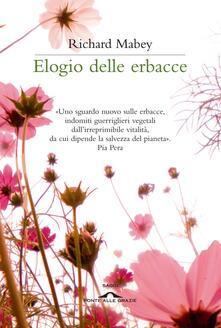 Elogio delle erbacce - Richard Mabey - copertina