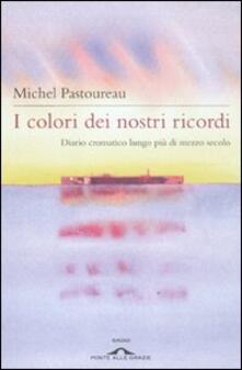 Radiospeed.it I colori dei nostri ricordi. Diario cromatico lungo più di mezzo secolo Image