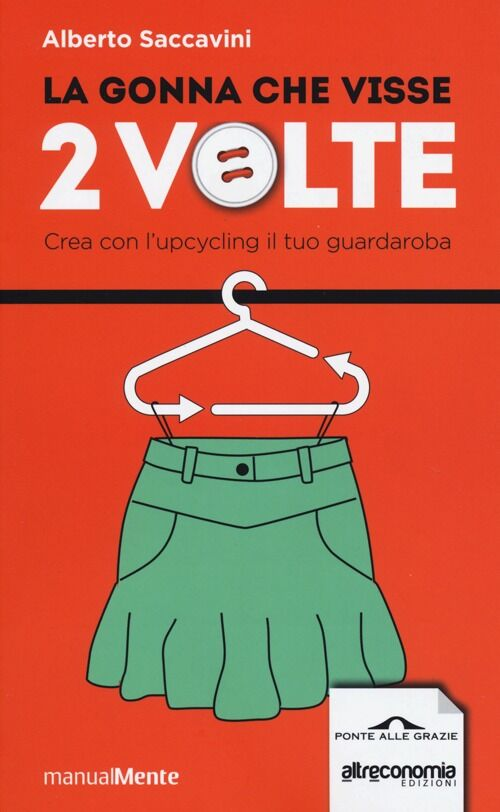 La gonna che visse 2 volte. Crea con l'upcycling il tuo guardaroba