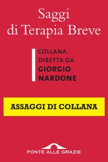 Saggi di Terapia Breve - Giorgio Nardone - ebook