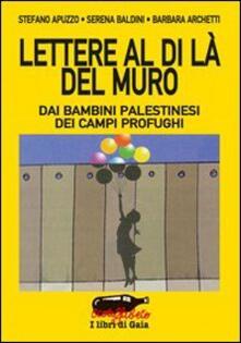 Voluntariadobaleares2014.es Lettere al di là del muro. Dai bambini palestinesi dei campi profughi Image