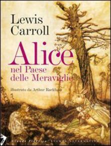 Alice nel paese delle meraviglie. Ediz. illustrata - Lewis Carroll - copertina