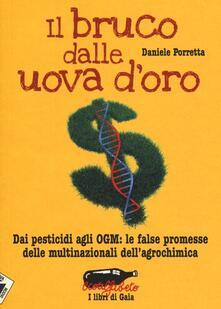 Voluntariadobaleares2014.es Il bruco dalle uova d'oro. Dai pesticidi agli OGM: le false promesse delle multinazionali dell'agrochimica Image