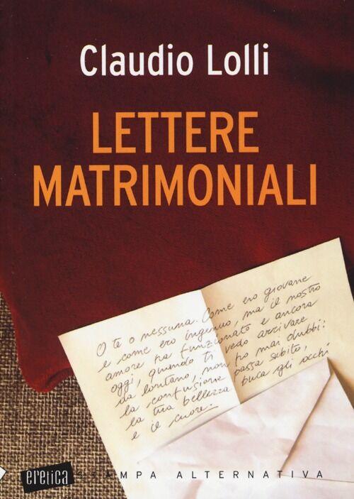 Lettere matrimoniali