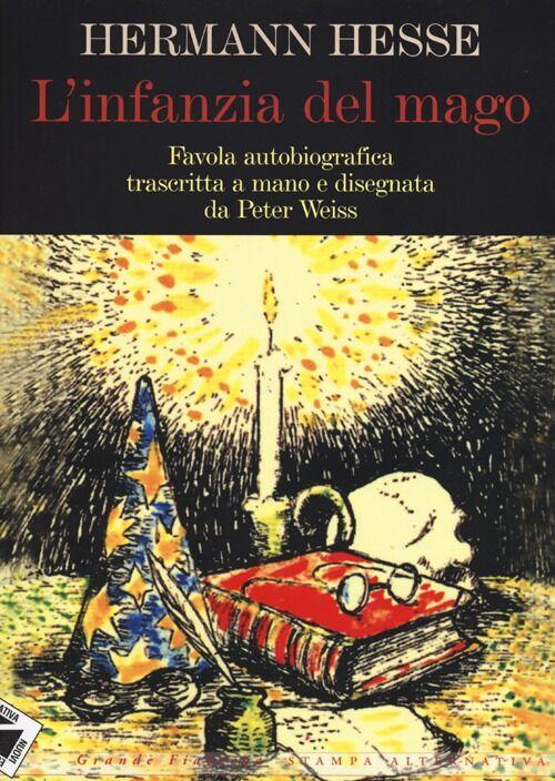 L' infanzia del mago