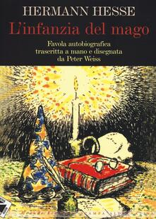 Winniearcher.com L' infanzia del mago. Ediz. illustrata Image