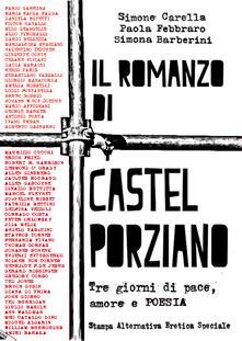 Osteriacasadimare.it Il romanzo di Castel Porziano. Tre giorni di pace, amore e poesia Image