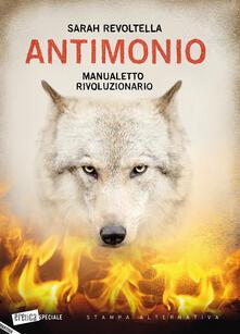 Librisulrazzismo.it Antimonio. Manualetto rivoluzionario Image