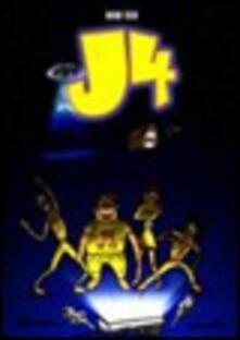 J4. Super eroi per caso - Biagio Teseo - copertina