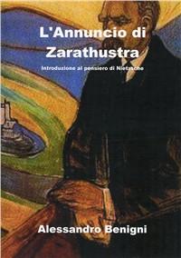 L' annuncio di Zarathustra