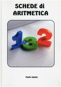 Schede di aritmetica