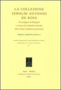 La collezione Feroldi Antonisi De Rosa. Tra indagini archeologiche e ricerca di un'identità culturale nella Civita Castellana postunitaria. Ediz. illustrata