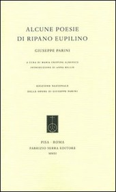 Alcune poesie di Ripano Eupilino