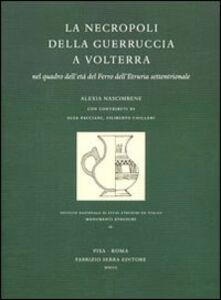 La necropoli della Guerruccia a Volterra nel quadro dell'età del Ferro dell'Etruria settentrionale