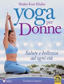 Ascotcamogli.it Yoga per donne. Salute e bellezza ad ogni età Image