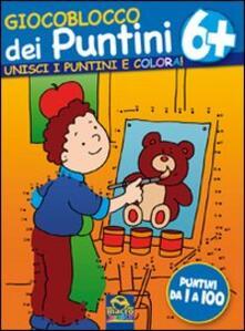 Aboutschuster.de Giocoblocco dei puntini. Unisci i puntini e colora! Ediz. illustrata. Vol. 6 Image