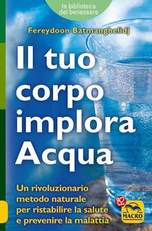 Voluntariadobaleares2014.es Il tuo corpo implora l'acqua Image