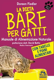 La dieta Barf per gatti. Manuale di alimentazione naturale.pdf
