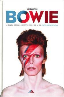 Antondemarirreguera.es Bowie. Le canzoni, gli album, i concerti, i video, i film, la vita: l'enciclopedia definitiva Image