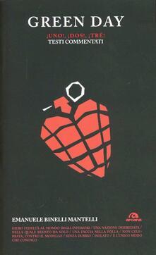 Voluntariadobaleares2014.es Green Day. Uno! Dos! Tré! Testi commentati Image