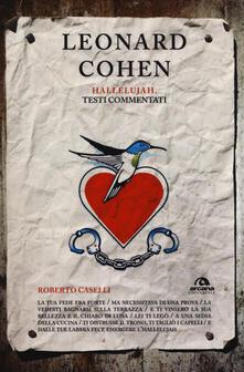 Radiospeed.it Leonard Cohen. Hallelujiah. Testi commentati Image