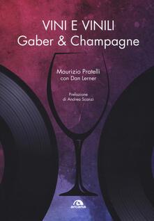 Listadelpopolo.it Vini e vinili. Gaber & champagne Image