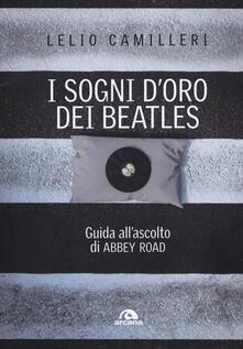 Antondemarirreguera.es I sogni d'oro dei Beatles. Guida all'ascolto di Abbey Road Image