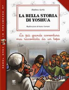 Osteriacasadimare.it La bella storia di Yoshua. La più grande avventura mai raccontata da un topo Image