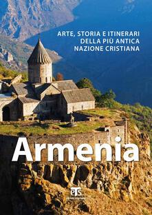 Librisulladiversita.it Armenia. Arte, storia e itinerari della più antica nazione cristiana Image