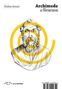 Archimede di Siracusa - Stefano Amato - copertina