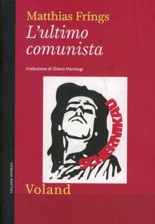 Radiospeed.it L' ultimo comunista Image