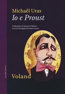 Io e Proust - Michaël Uras - copertina