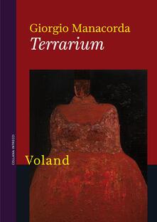 Terrarium - Giorgio Manacorda - ebook