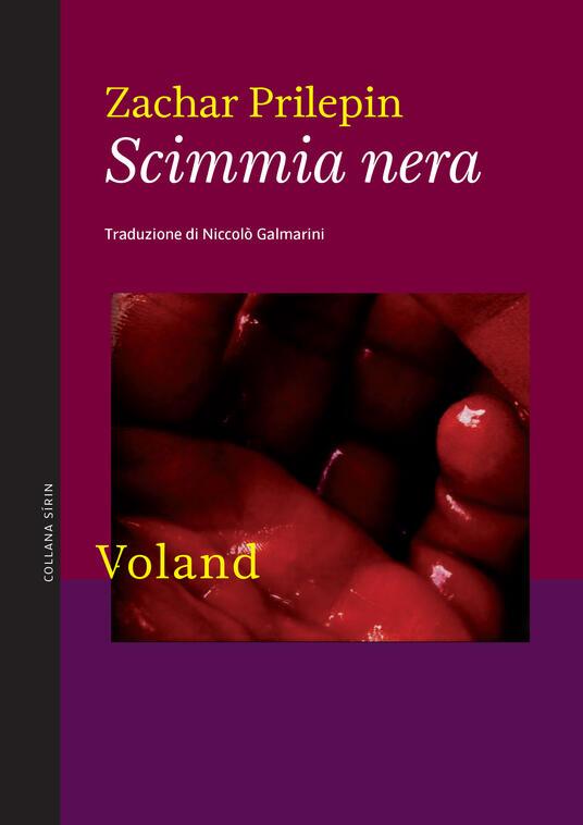 Scimmia nera - Zachar Prilepin,N. Galmarini - ebook