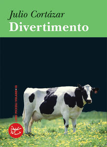 Divertimento - Julio Cortázar,Paola Tomasinelli - ebook
