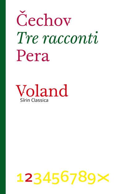 Tre racconti - Anton Cechov,Pia Pera - ebook