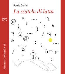 La scatola di latta - Paolo Donini - ebook