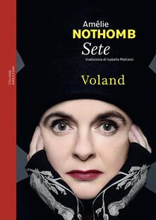 Sete - Amélie Nothomb,Isabella Mattazzi - ebook