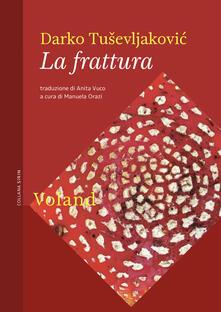 La frattura - Darko Tusevljakovic,Manuela Orazi,Anita Vuco - ebook