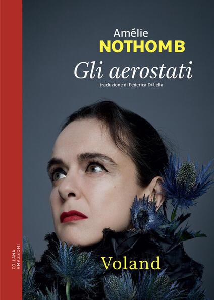 Gli aerostati - Amélie Nothomb,Federica Di Lella - ebook