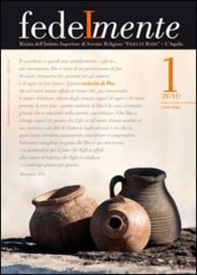 Warholgenova.it Fedelmente. Rivista dell'Istituto Superiore di Scienze Religiose «Fides et Ratio» L'Aquila (2010). Vol. 1 Image