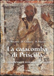 Osteriacasadimare.it La catacomba di Priscilla. Il complesso, i restauri, il museo Image