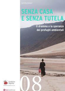 Antondemarirreguera.es Senza casa e senza tutela. Il dramma e la speranza dei profughi ambientali Image