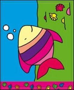 Pesce. Libro bagno